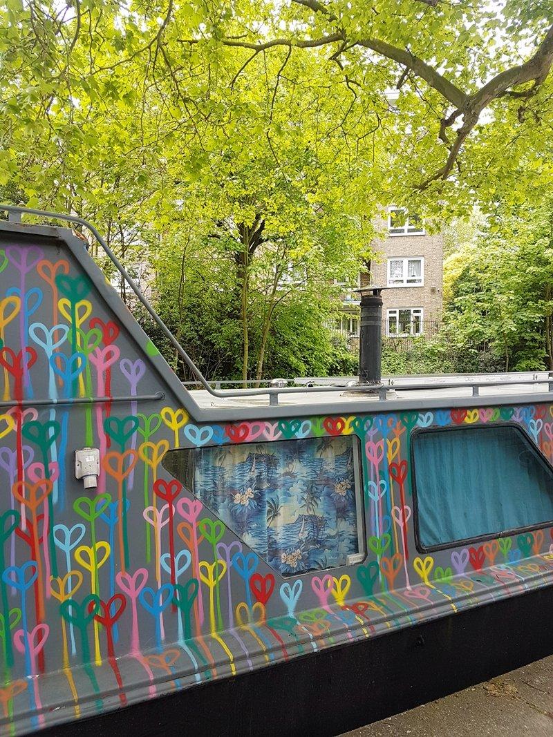 canali Londra