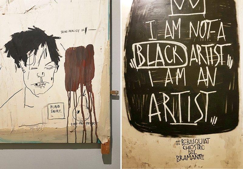Basquiat Roma