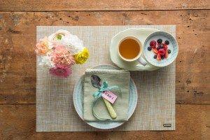 tovaglietta colazione