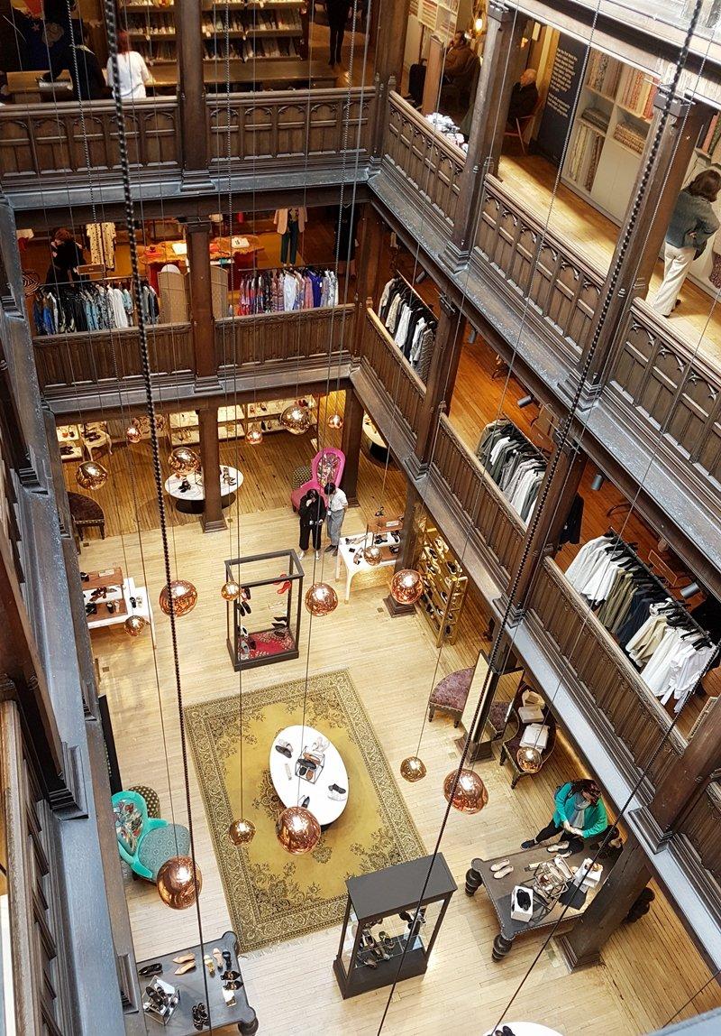 shopping Londra