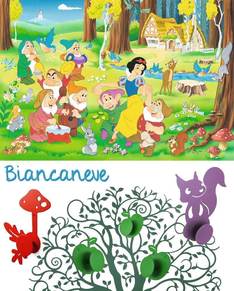 cameretta Biancaneve