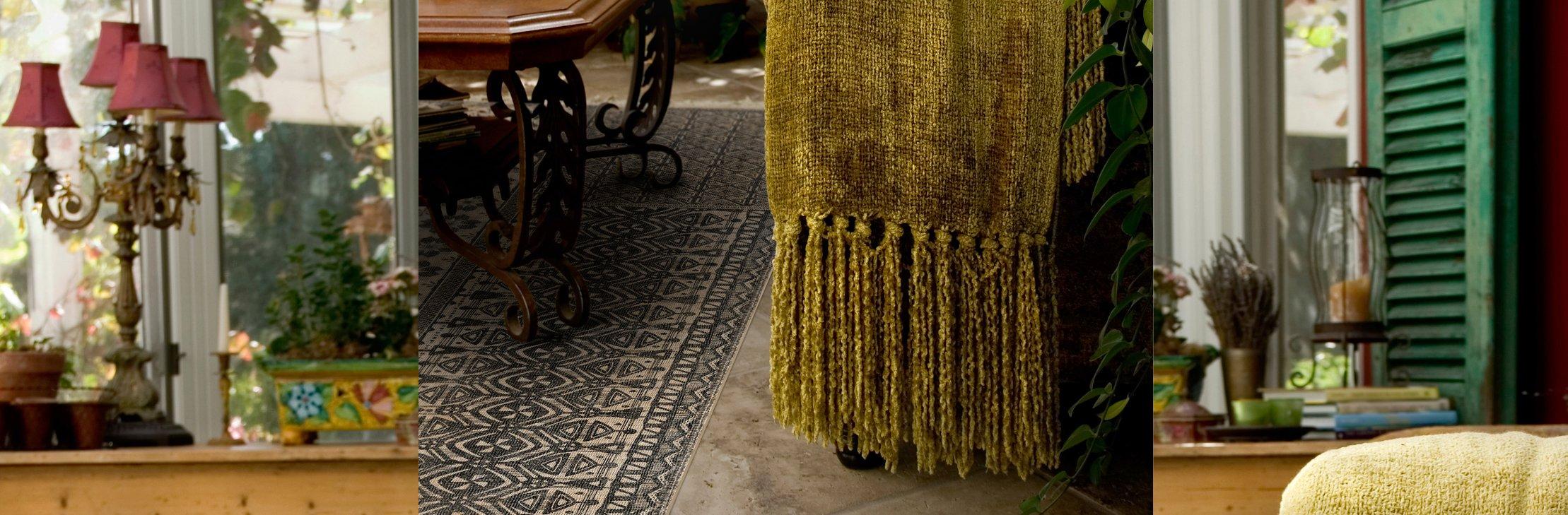 arredare tappeto
