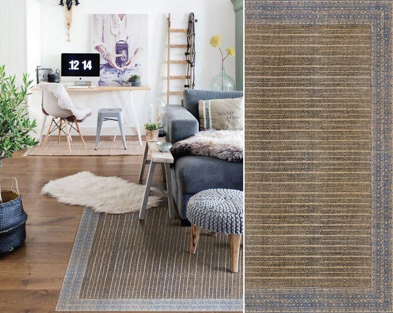 tappeto casa mare