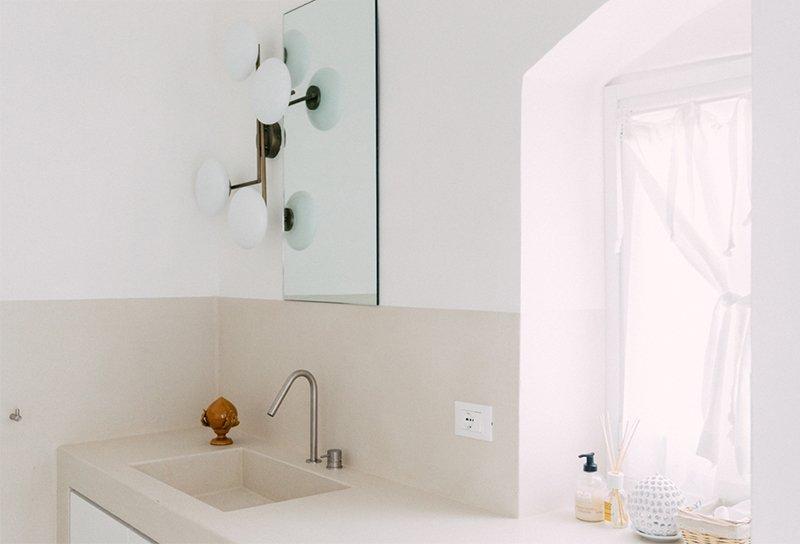 bagno desing minimal