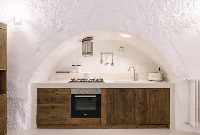 progetto cucina piccola