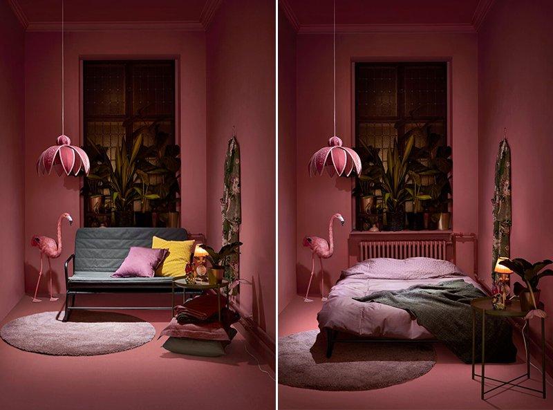 Hammarn divano letto