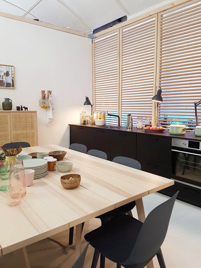 Ikea Cucina Nera A Casa Di Ro