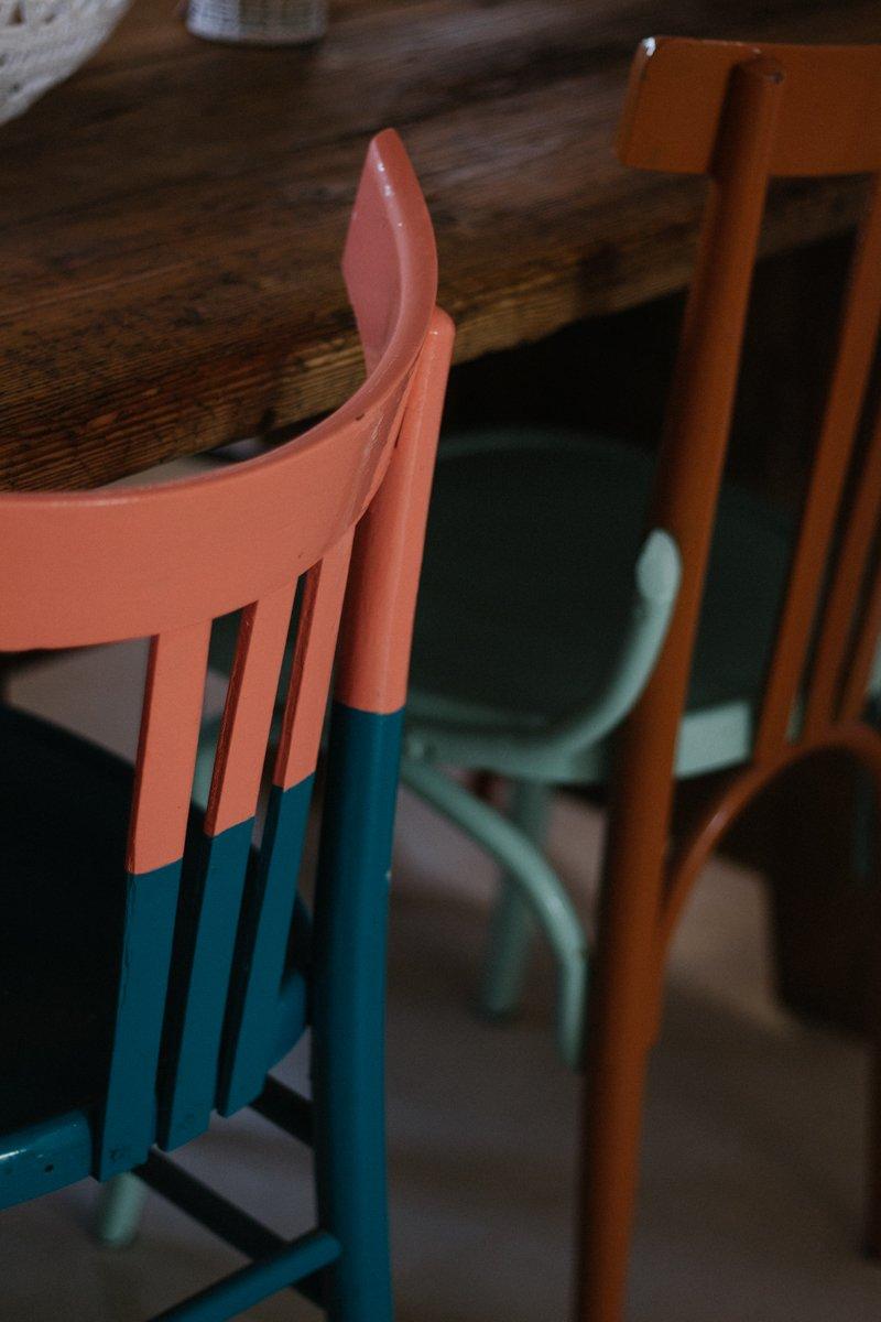 idee recuperare sedie