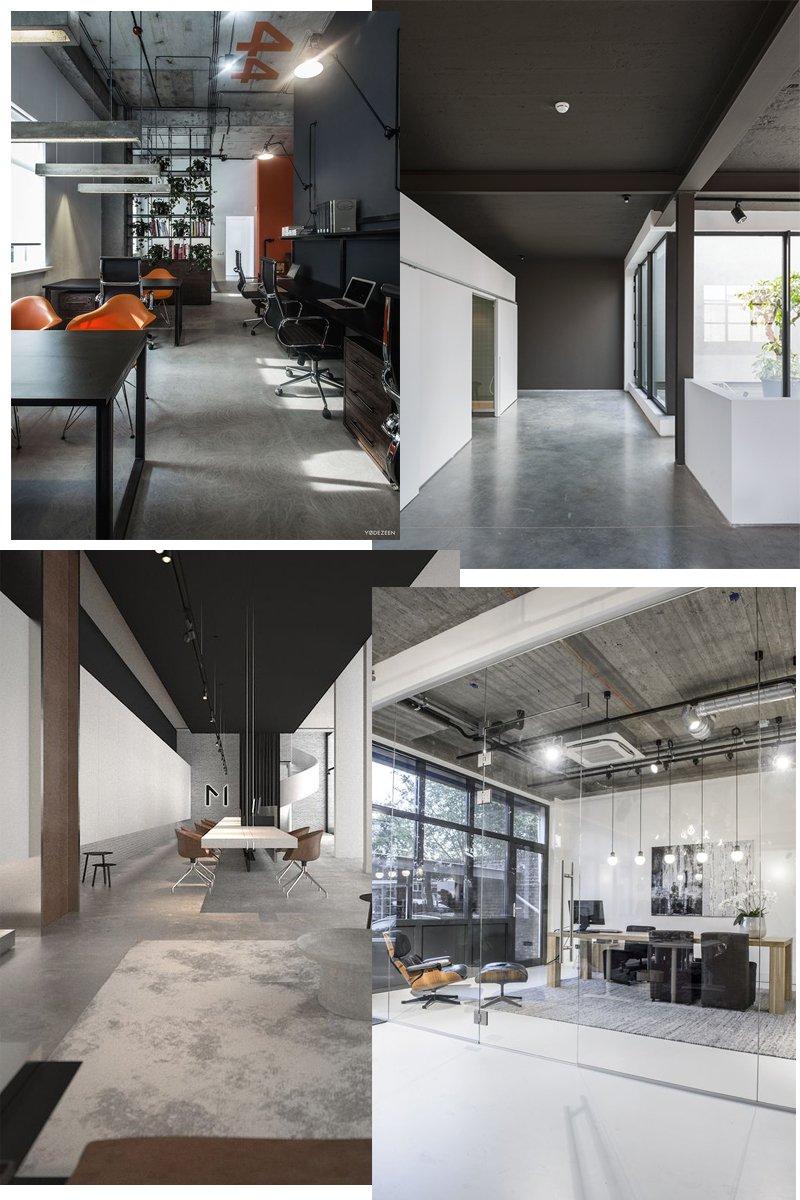 studio architettura industriale