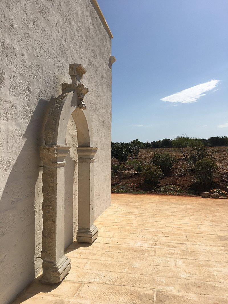 masseria Puglia ristrutturazione