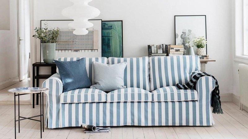 Testiere Letto Cuscino Ikea.Bemz Di Come Trasformare Casa Con Fodere Per Divani Ikea