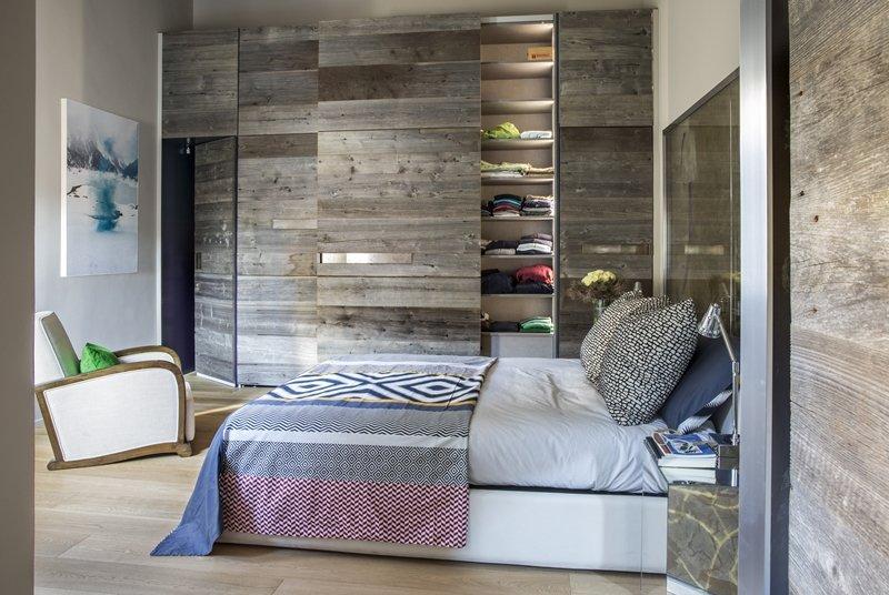 armadio legno recupero