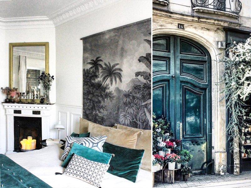 A casa dell 39 interior blogger di joli jour paris a casa di ro for Interni appartamenti parigini