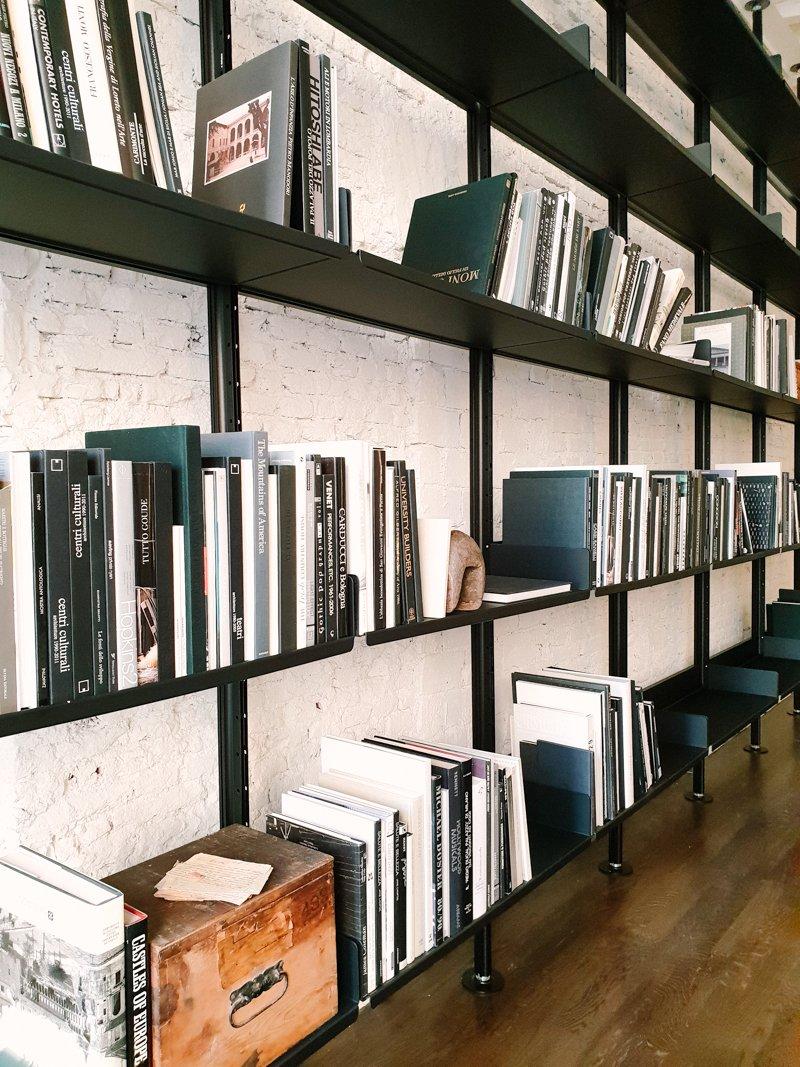 libreria anni '60