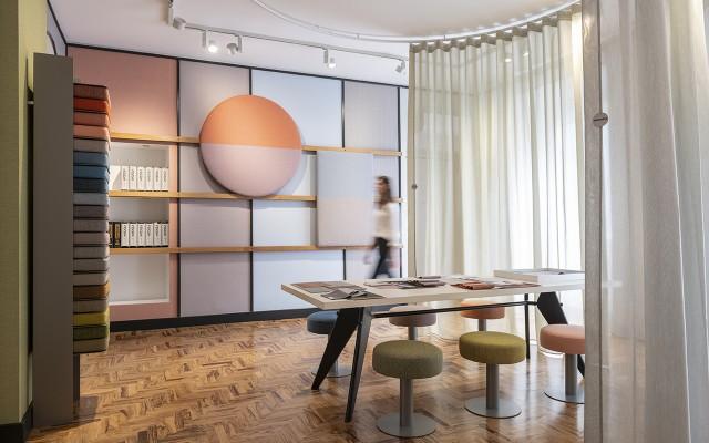 A casa di ro pagina 23 di 47 interior design and style for Lisa corti tende