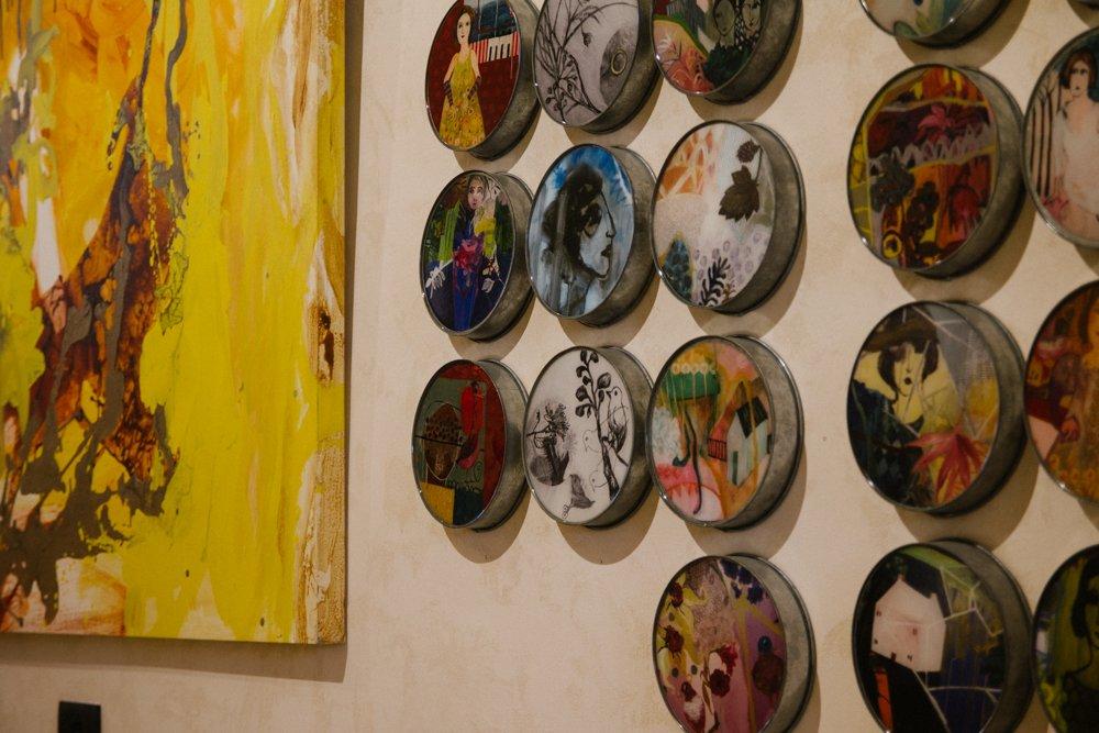 quadri astratti