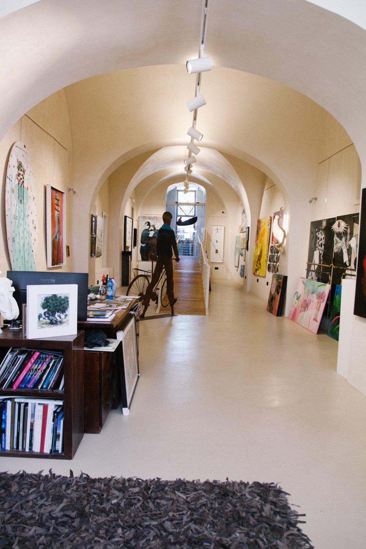 galleria arte puglia