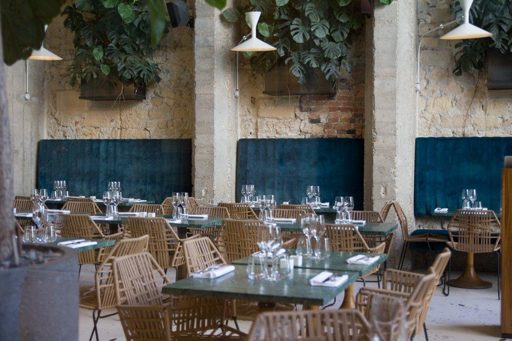 ristorante italiano Parigi