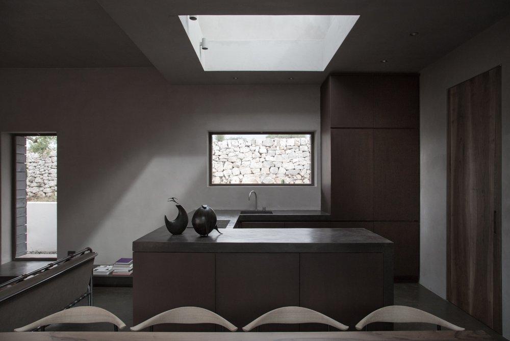 lucernario cucina