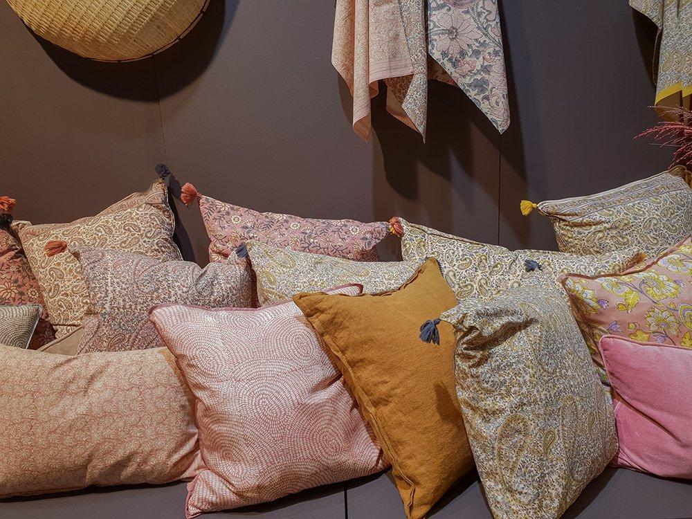 textiles Maison Objet