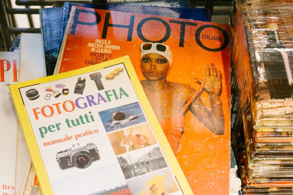mercati antiquari Italia