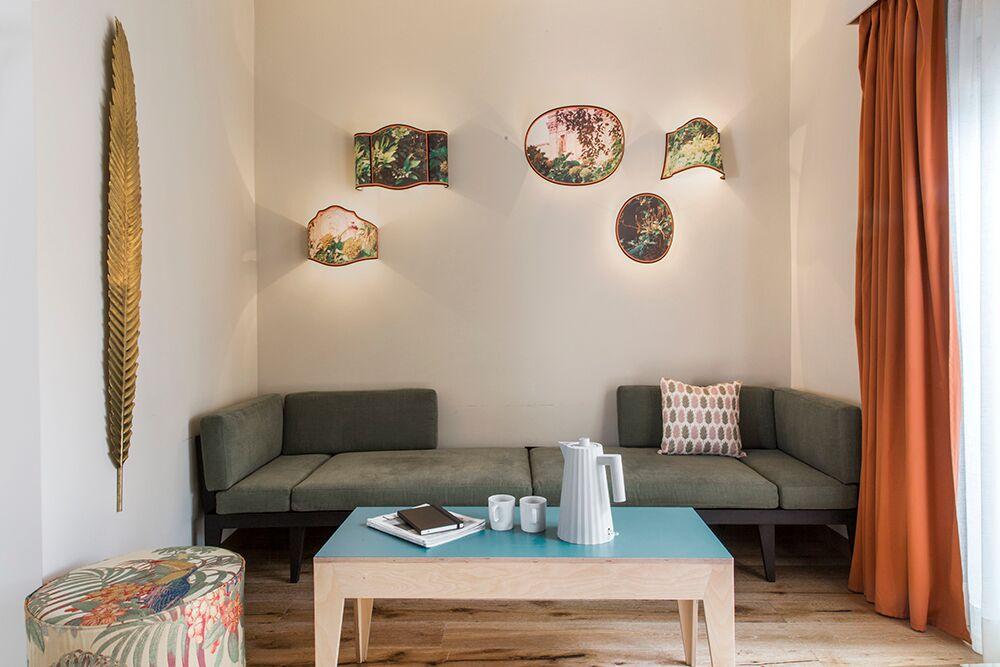 suite design Roma