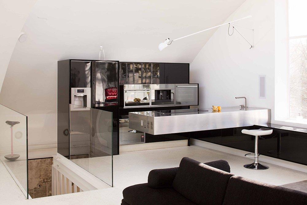 penisola cucina design
