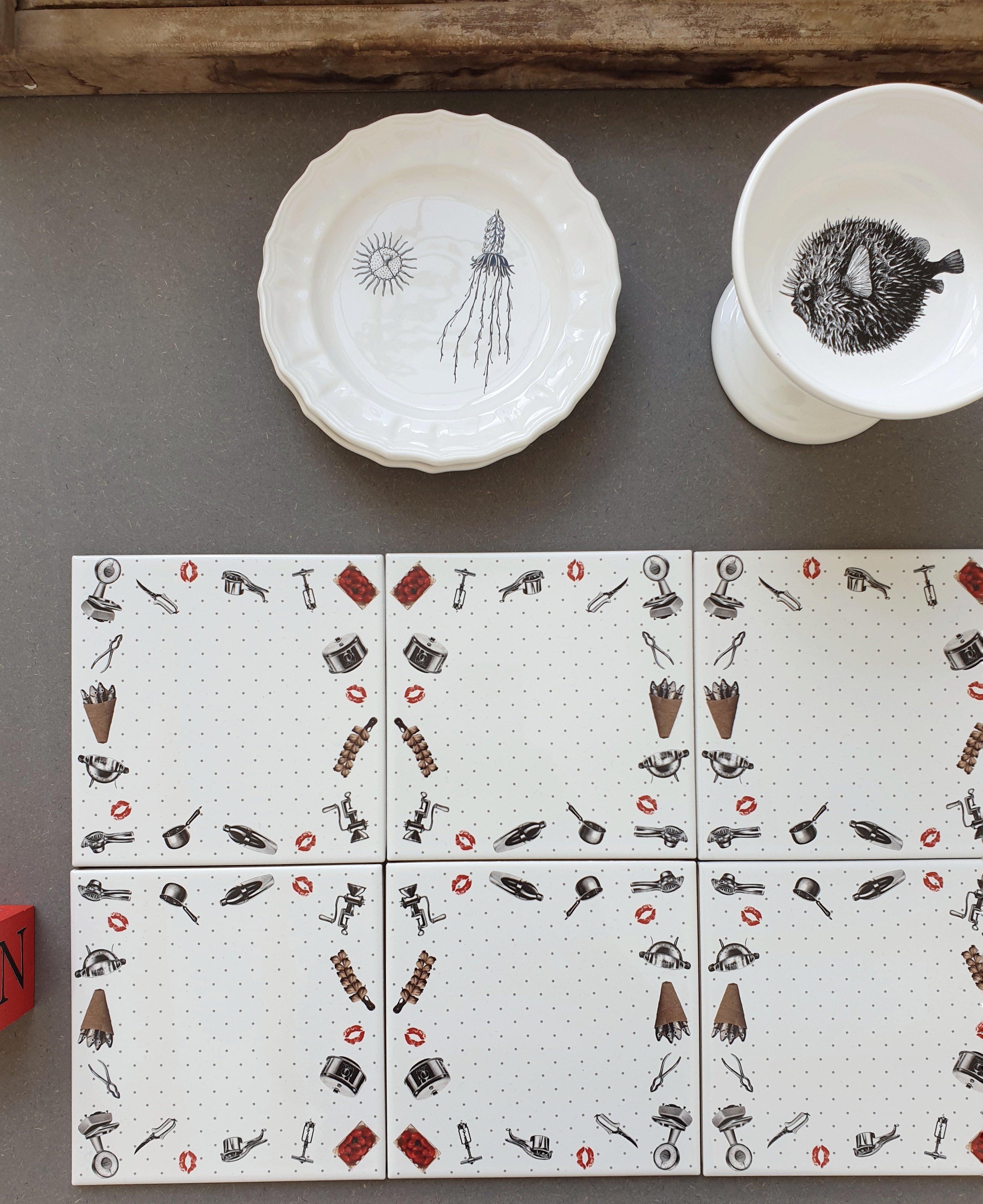 piastrelle cucina design