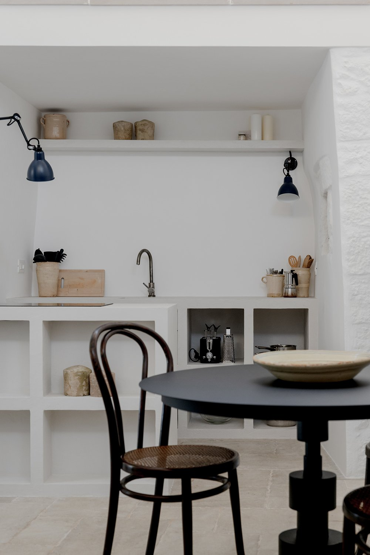 interior project Puglia