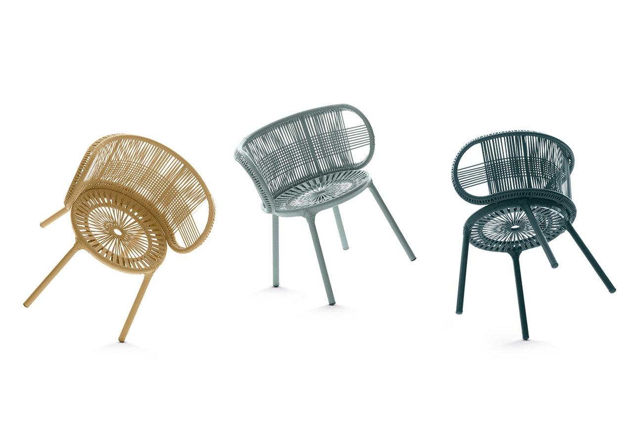 sedie design esterno