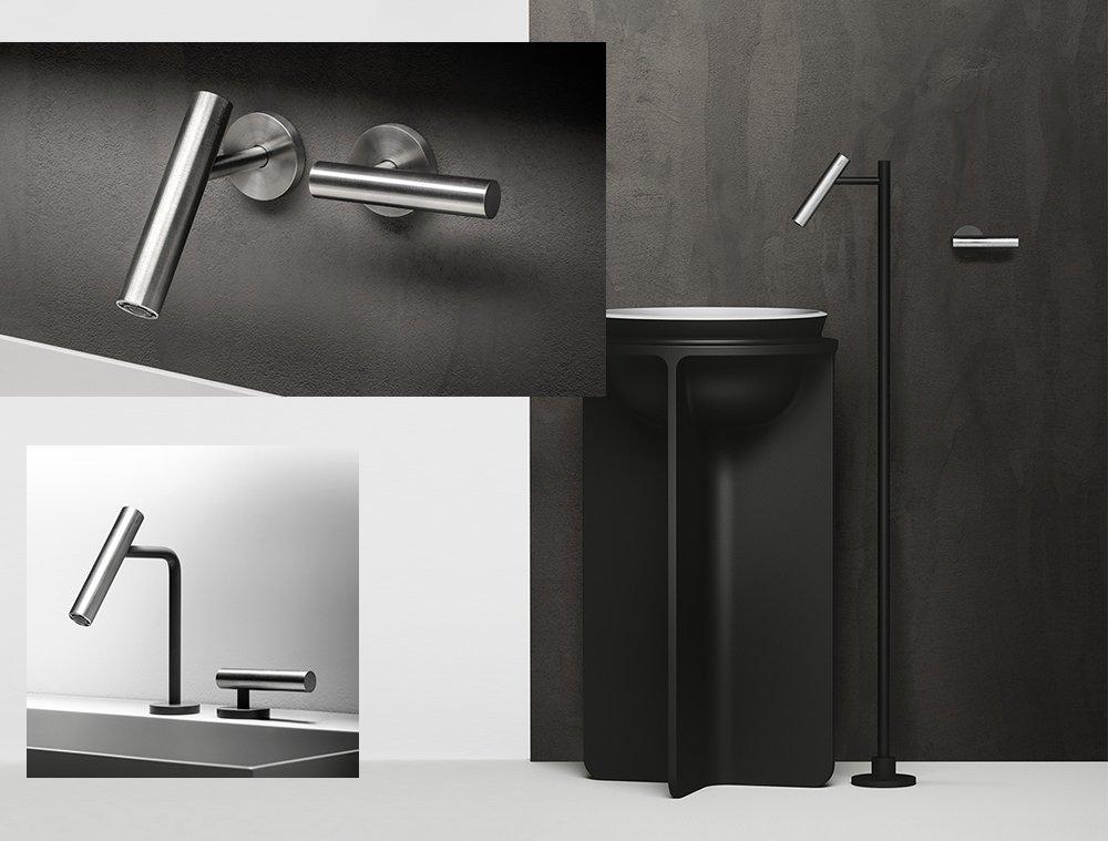 miscelatore bagno design