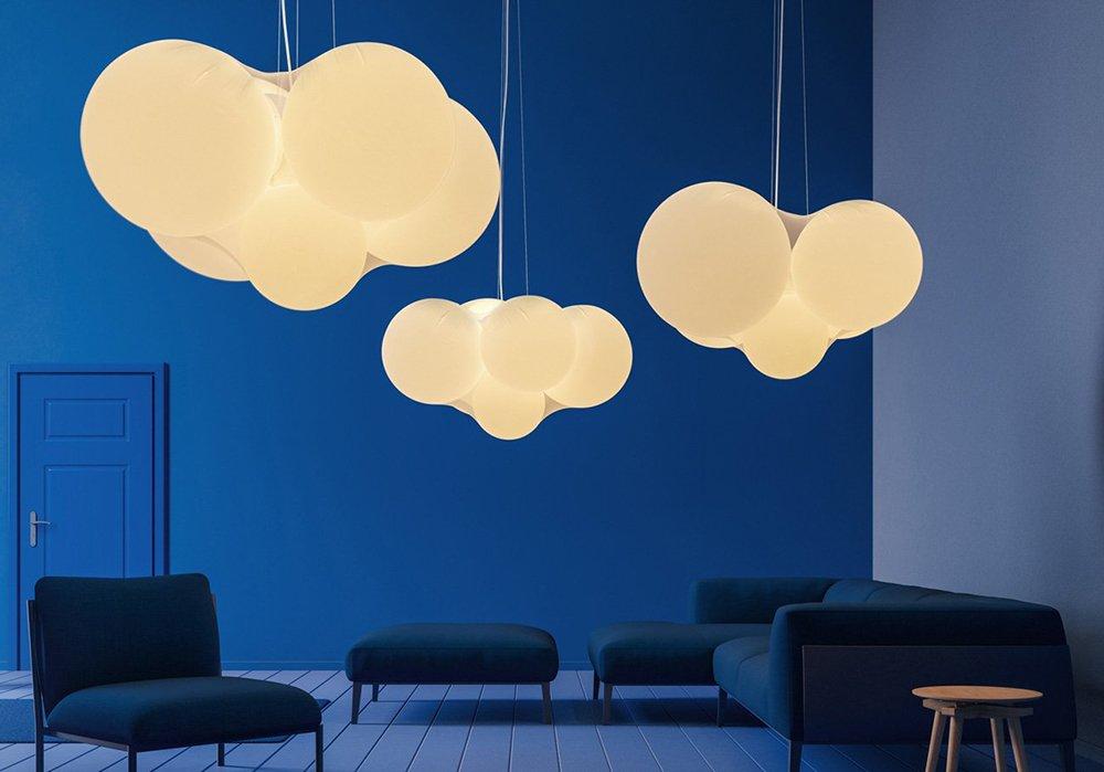 lampada nuvola