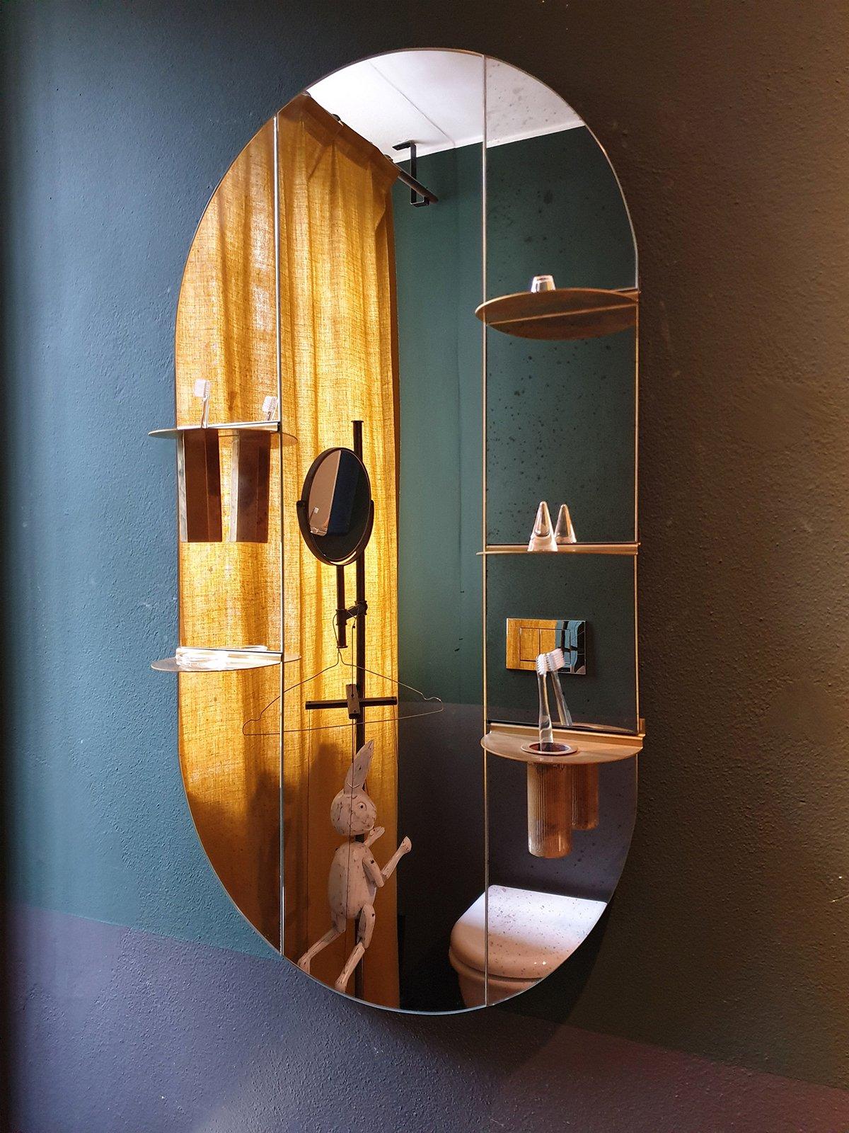 specchio bagno design