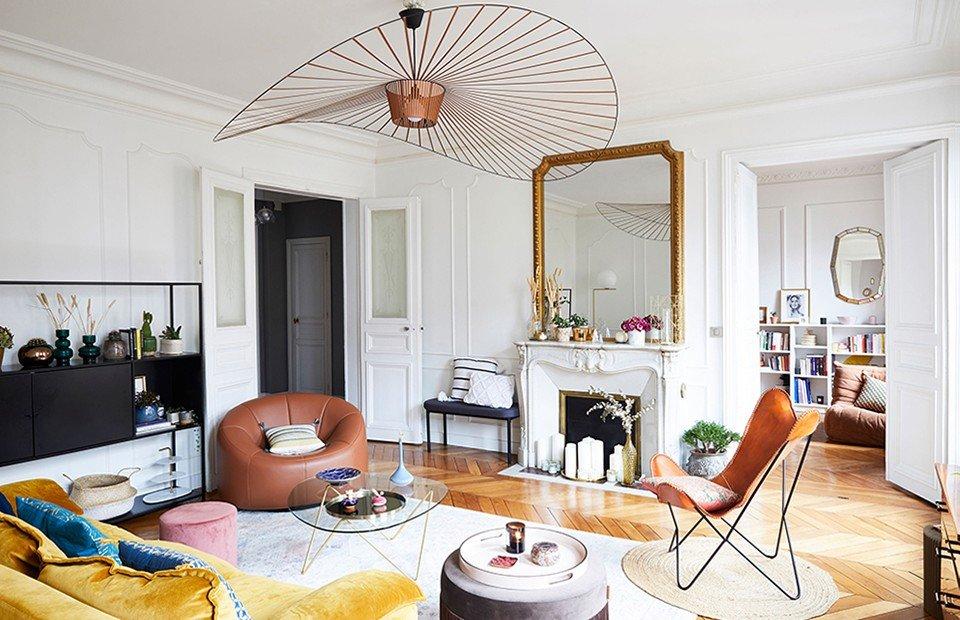 appartamento parigino
