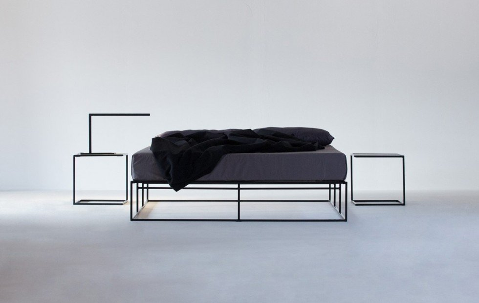 letti minimalisti
