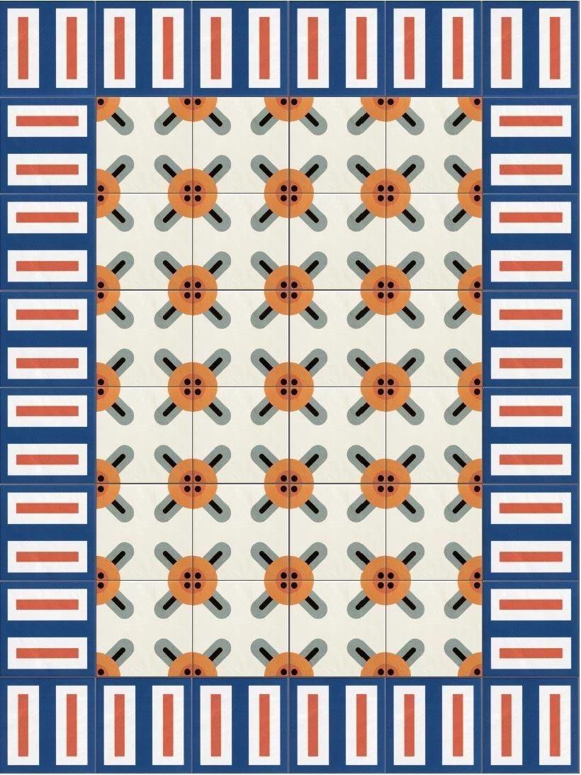 Mutina pattern