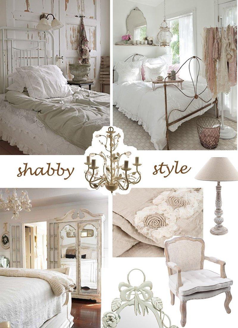 camera da letto shabby Archivi - A Casa di Ro