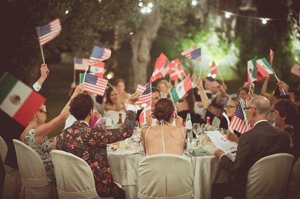 matrimonio internazionale