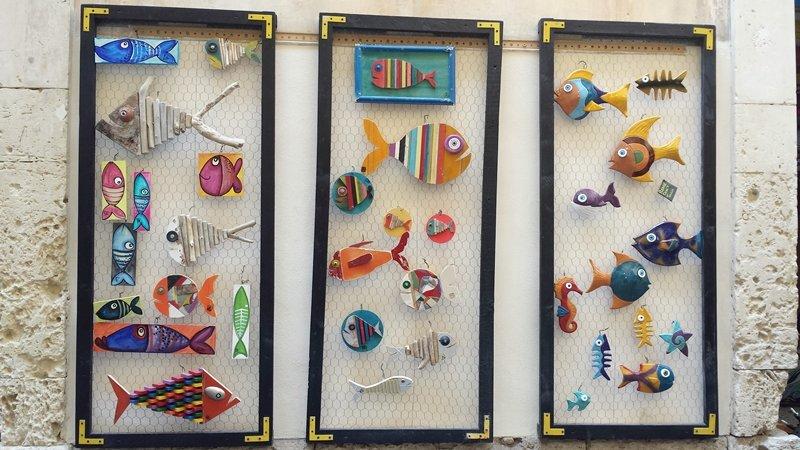 fish house art