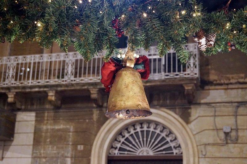 decorazioni Natale negozi
