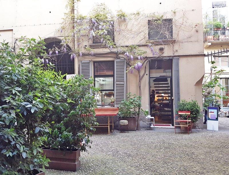 cortili 5 vie Milano