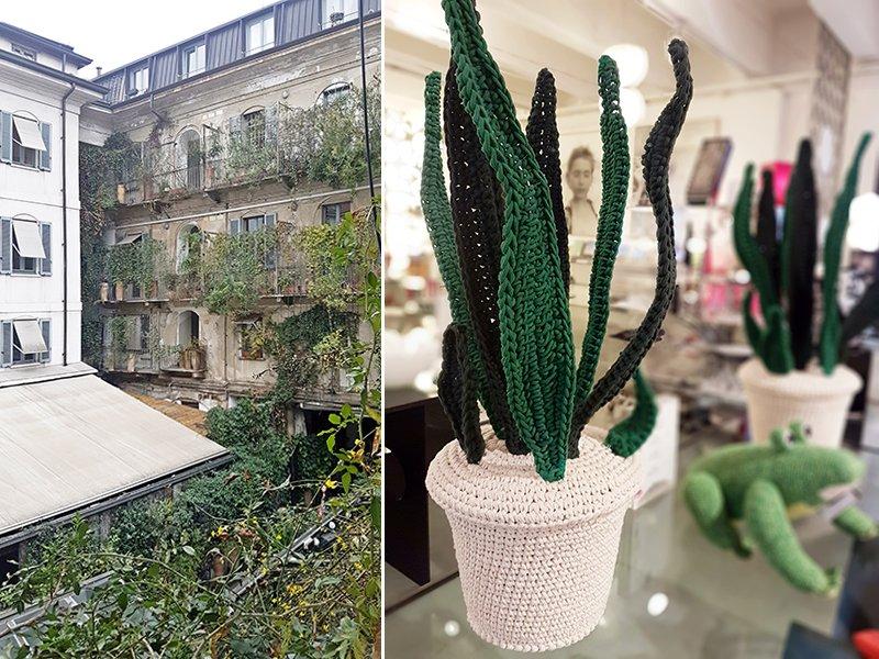 selezione negozi Milano