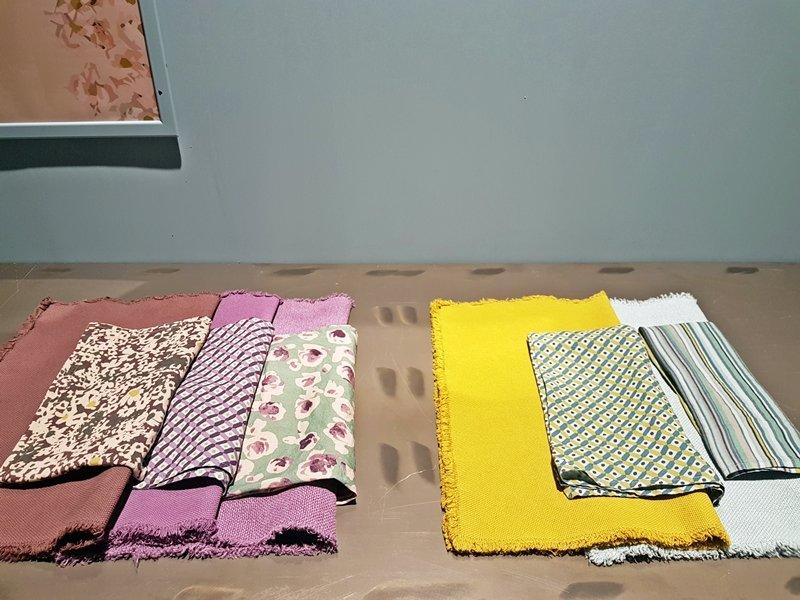 tavola lino colori