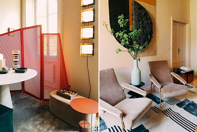the visit: arredare casa a colori