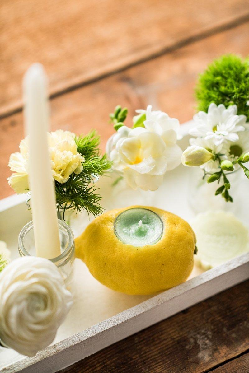 tavola limoni