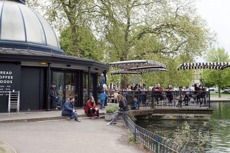 parchi Londra