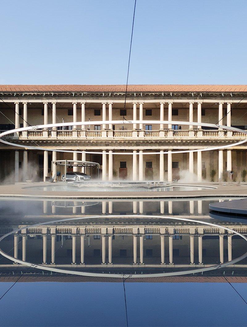 palazzo arcivescovile Milano