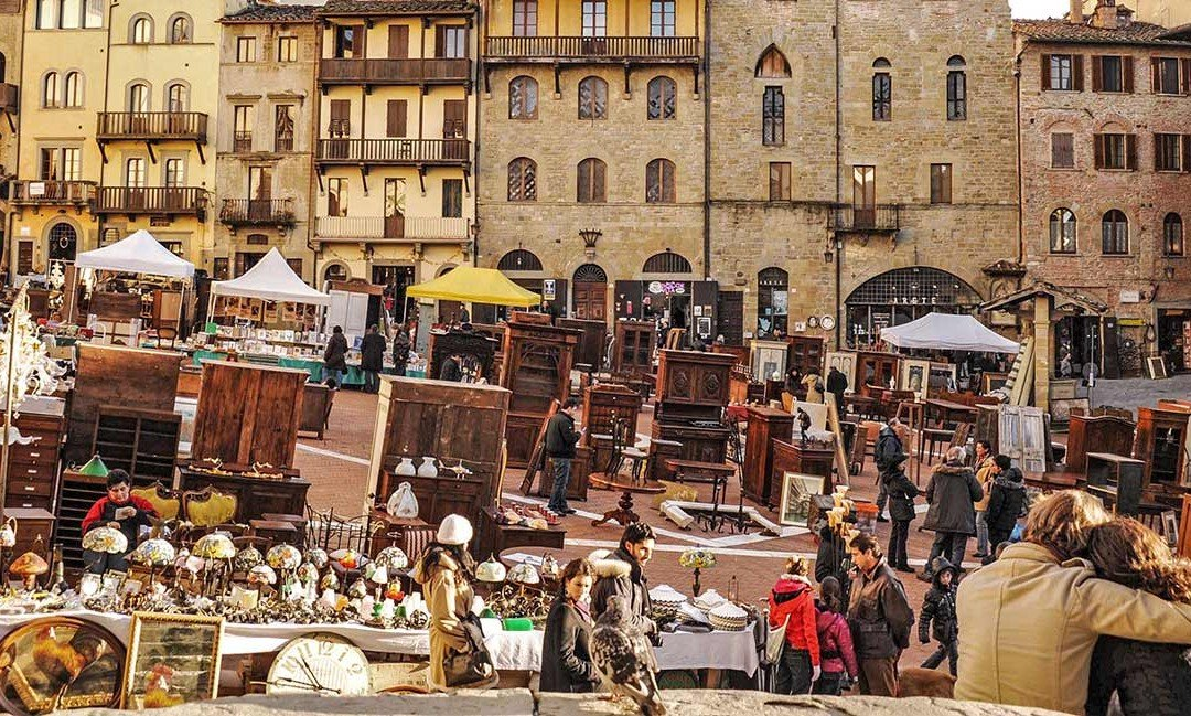 mercato Arezzo