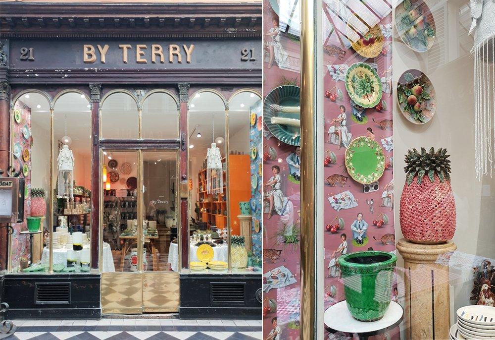 design shopping Paris