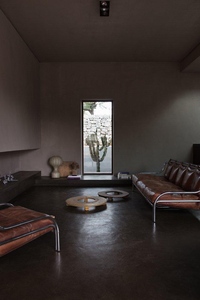 pareti grigie